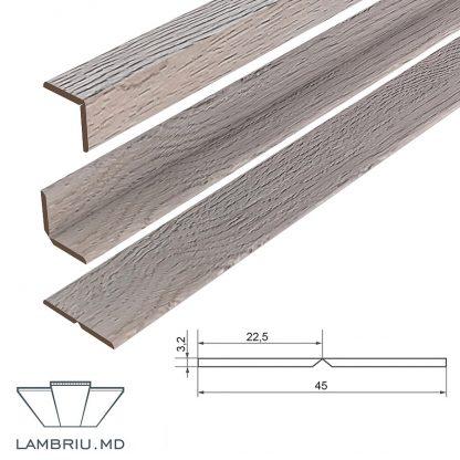Profil MDF Stejar Sherwood