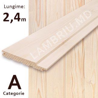 lambriu din lemn evrovagonca A 2,4 m