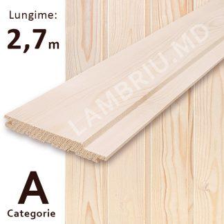 lambriu din lemn evrovagonca A 2,7 m