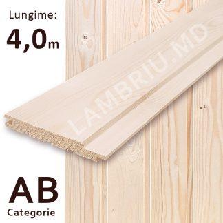 lambriu din lemn evrovagonca AB 4 m