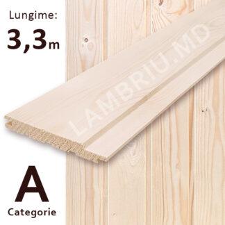 lambriu din lemn evrovagonca A 3,3 m